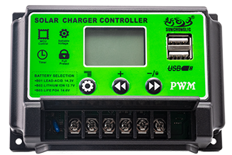 FT-S1230 - Solar Charge Controller