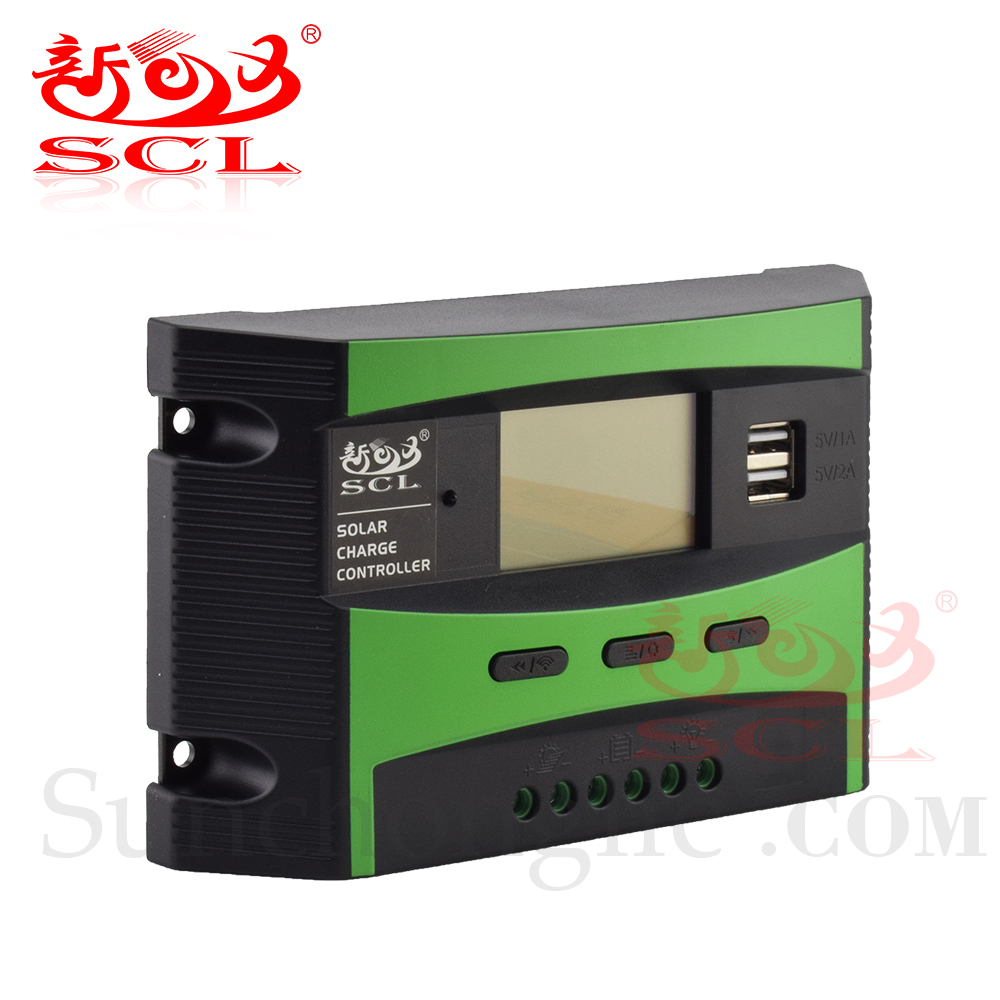 Solar Charge Controller - FT-C1220